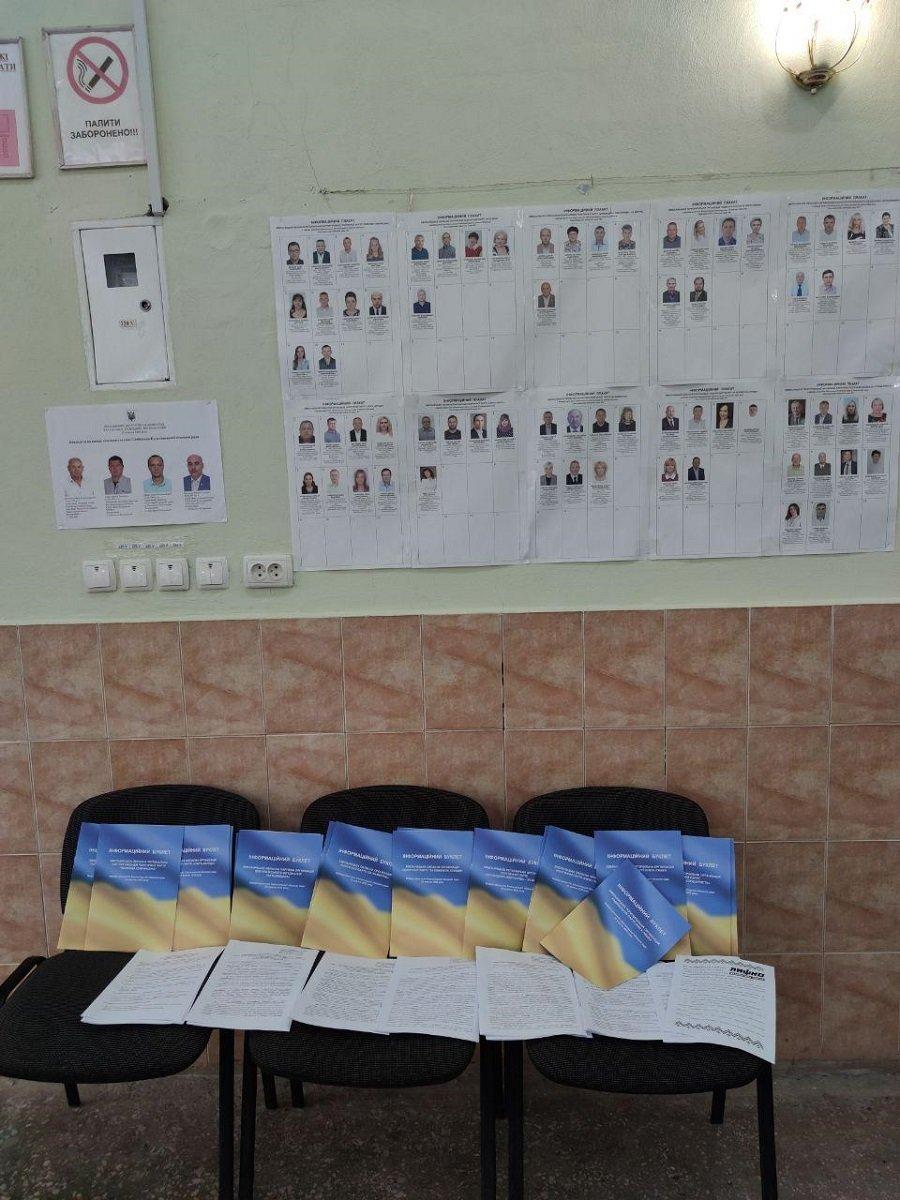 На території Слобідсько-Кульчієвецької громади фіксують порушення виборчого процесу, фото-2, Фото: ОПОРА