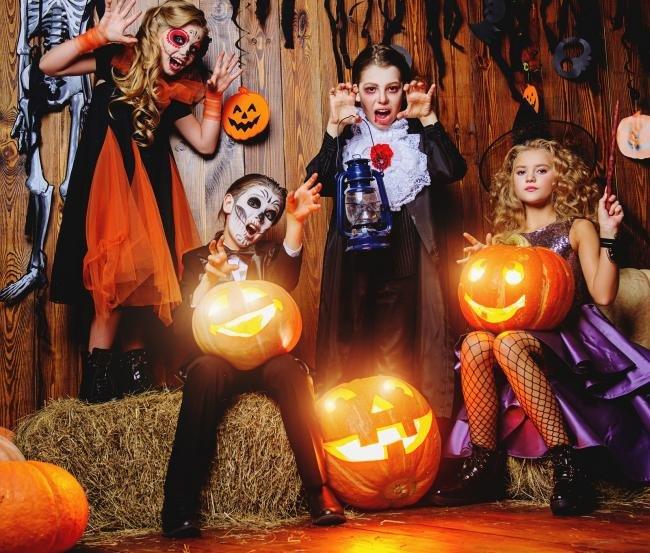 """Костюми дітей на Хелловін, Фото: """"tupa-germania.ru"""""""