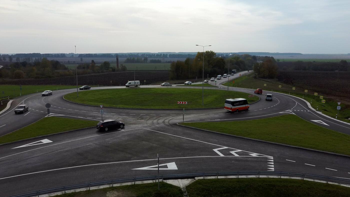 Об'їзна дорога м. Дунаївці, Фото: САД у Хмельницькій області
