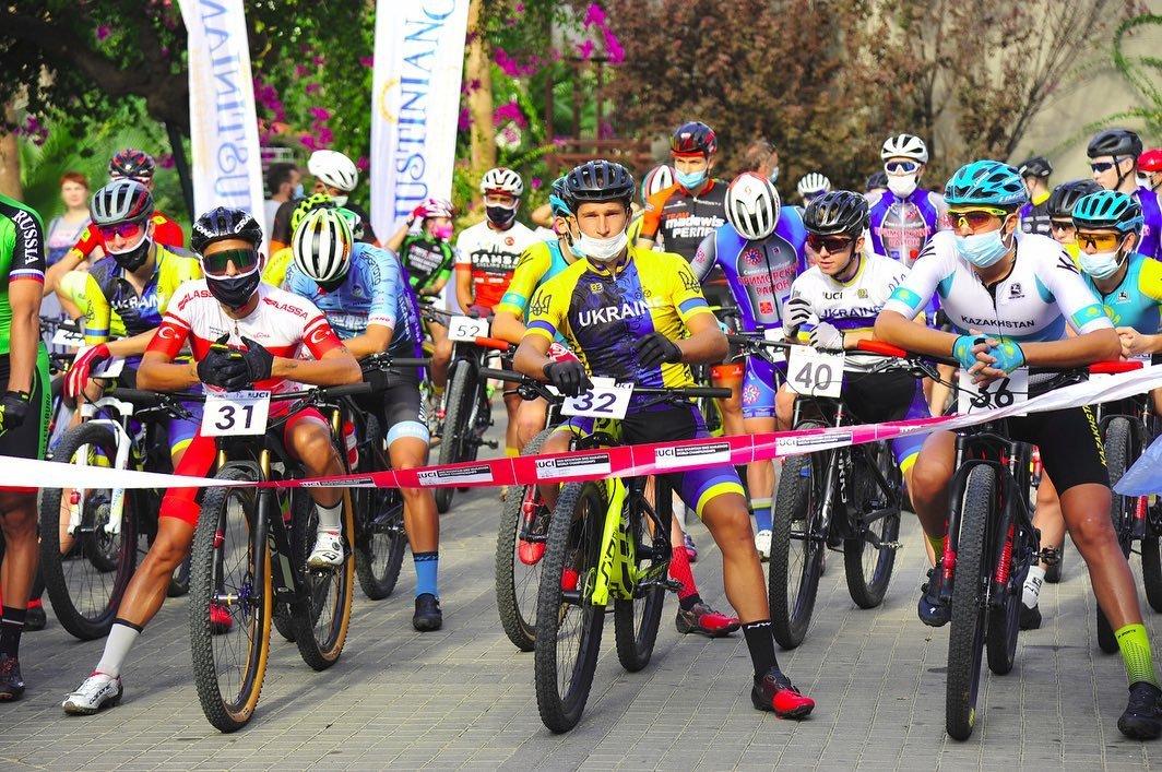 Кам'янчанин підкорив міжнародні змагання з олімпійського крос-кантрі, фото-2, Фото: Хмельницька ОДА