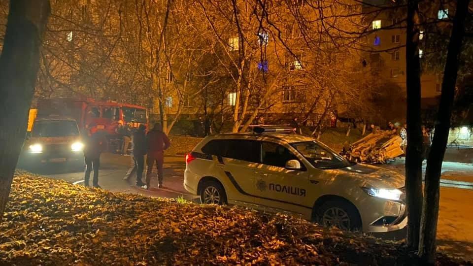 ДТП по вулиці Лесі Українки, Фото: Ігор Гільовський, Макс Грузєв