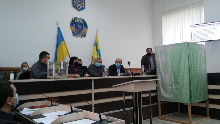 Обирання нового заступника голови Кам'янець-Подільської РДА, Фото: Кам'янець-Подільська РДА
