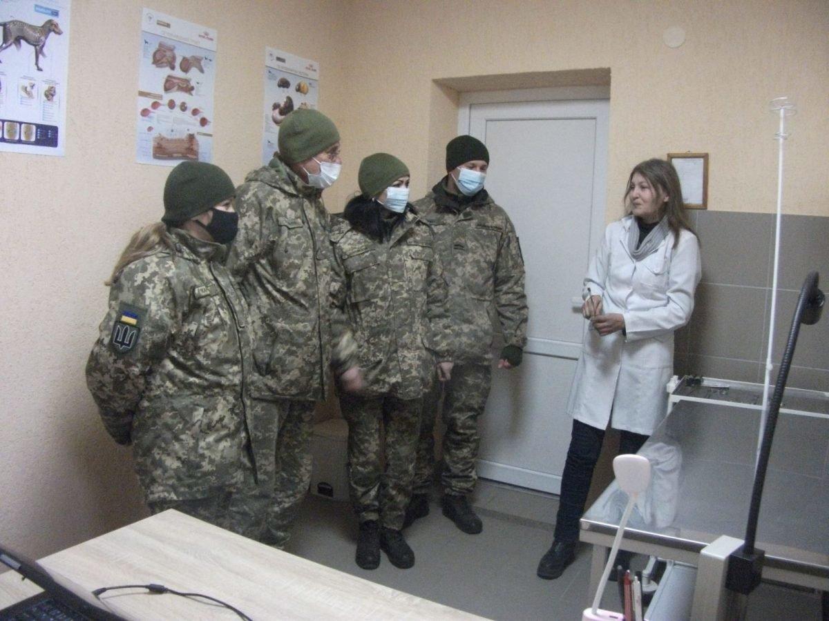 """29 кінологів з різних військових частин ЗСУ завершили курс підготовки, Фото: """"armyinform.com.ua"""""""
