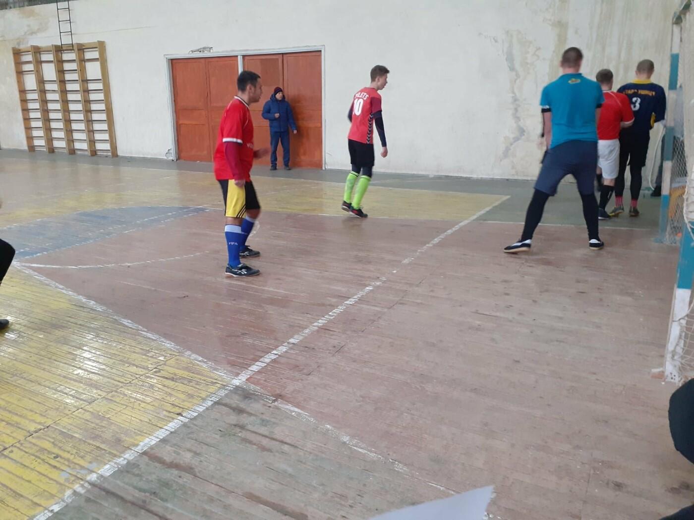 Турнір з мініфутболу, Фото: Староушицька громада