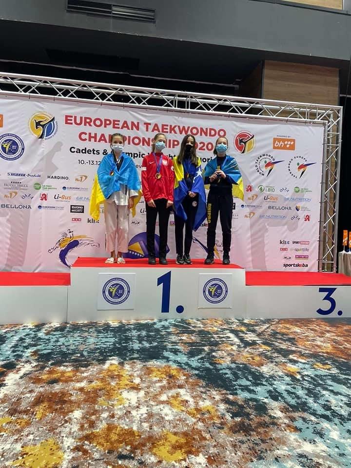 Чемпіонат Європи з тхеквондо, Фото: Хмельницька ОДА