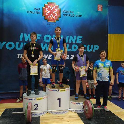 Відкритий чемпіонат з важкої атлетики, Фото: Управління освіти і науки Кам'янець-Подільської міської ради