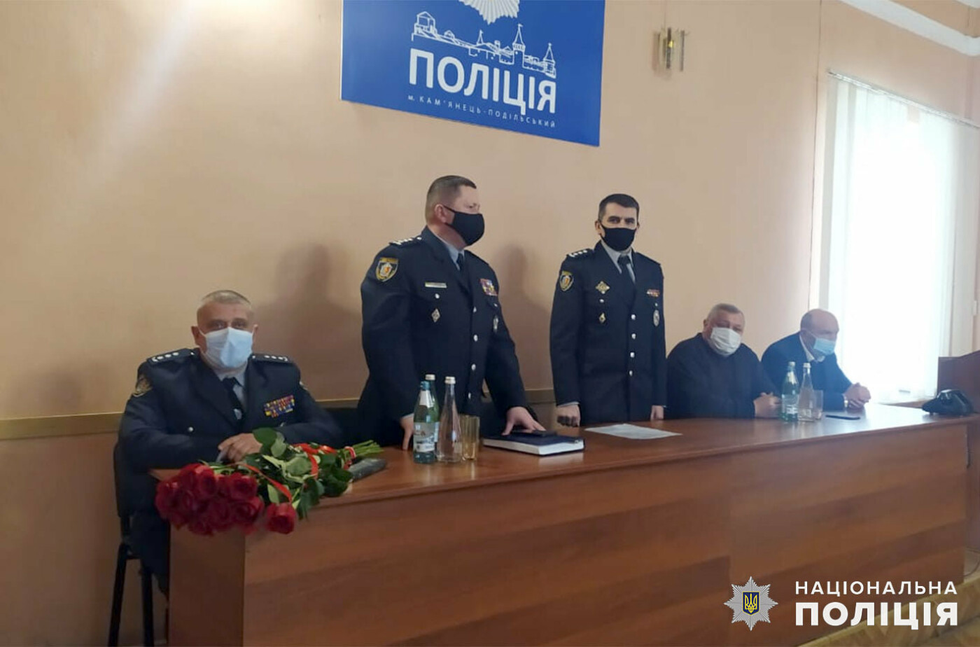 Обрали нового керівника Кам'янець-Подільського районного управління поліції, фото-1
