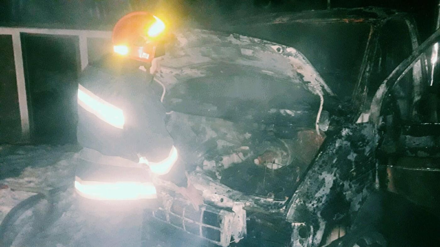 """Пожежа у Оринині, Фото: """"Служба порятунку 101 Кам'янець-Подільський"""""""
