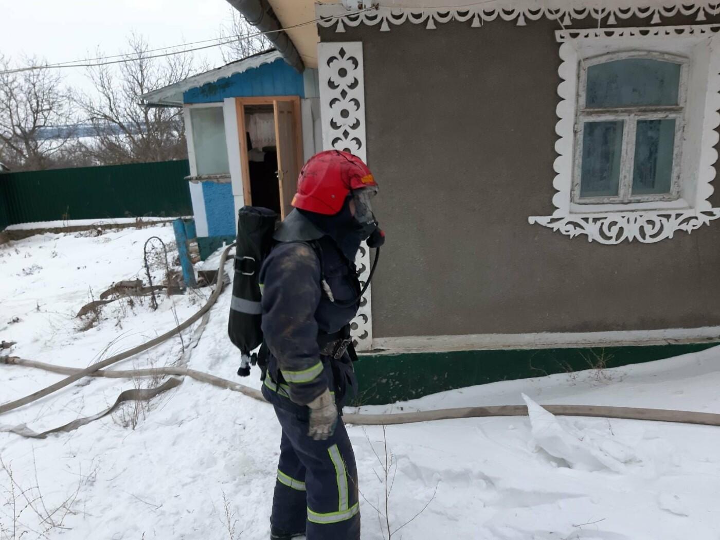 В Княгинині через неправильну експлуатацію печі трапилась пожежа , фото-3