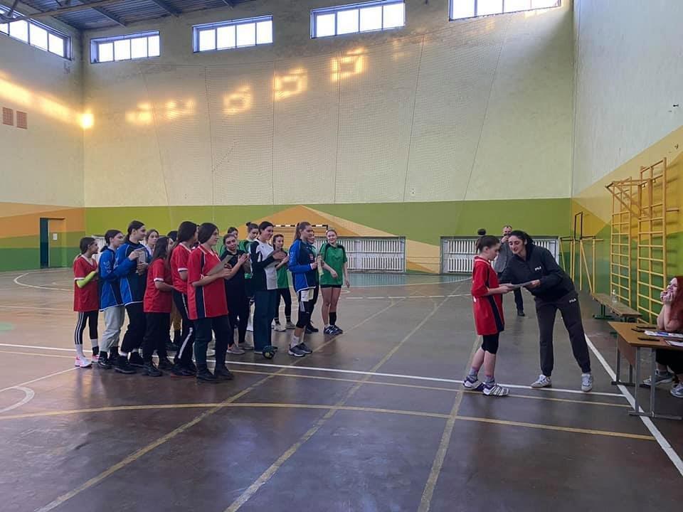 Міська Спартакіада з гандболу, Фото: ДЮСШ №1