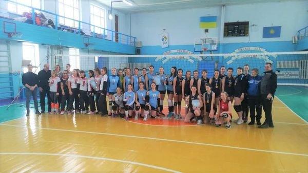 Чемпіонат з волейболу, Фото: ДЮСШ №1