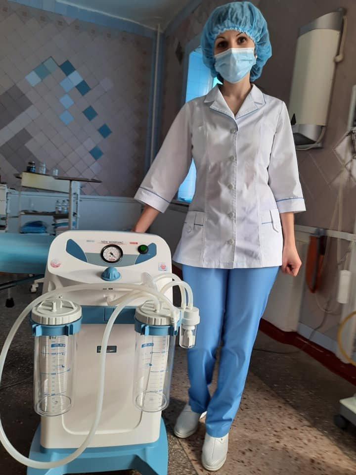 Нове обладнання, Фото: Перинатальний центр