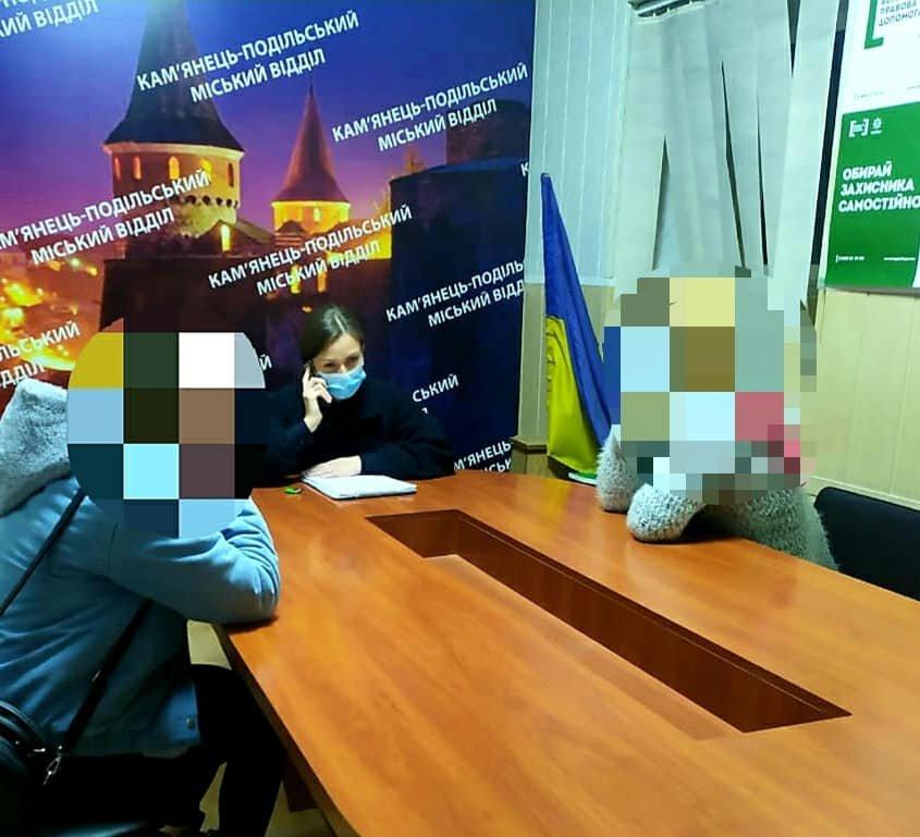 У Кам'янці-Подільському затримали неповнолітніх, Фото: Ювенальна превенція Кам'янець-Подільського районного управління поліції.