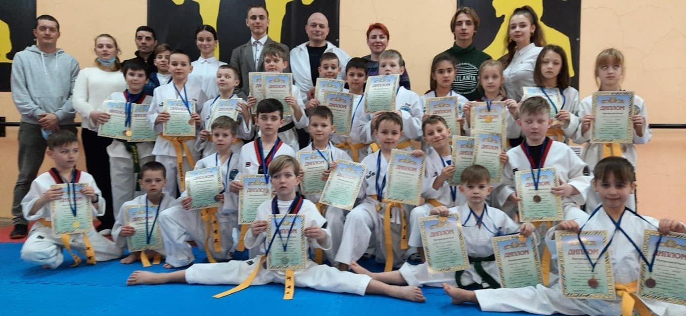 Чемпіонат Хмельницької області з тхеквондо, Фото: ДЮСШ №2