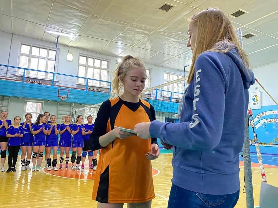 Спартакіада з волейболу, Фото: ДЮСШ №1