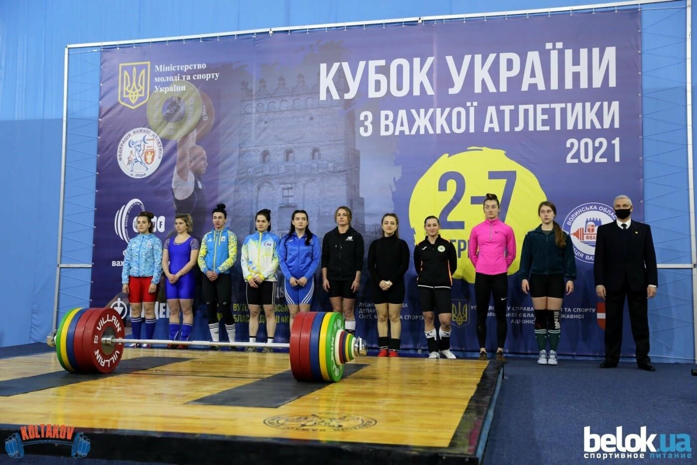 Випускники кам'янецького вишу завоювали Кубок України з важкої атлетики , фото-2