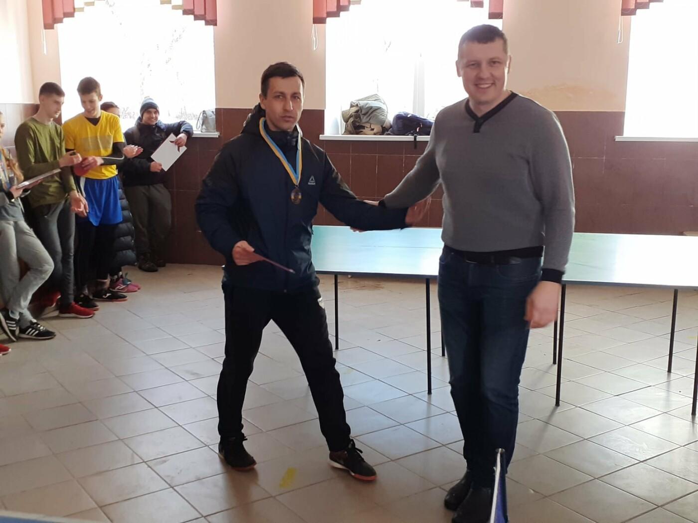 На Кам'янеччині відбувся турнір з настільного тенісу , фото-3, Фото: Староушицька ОТГ