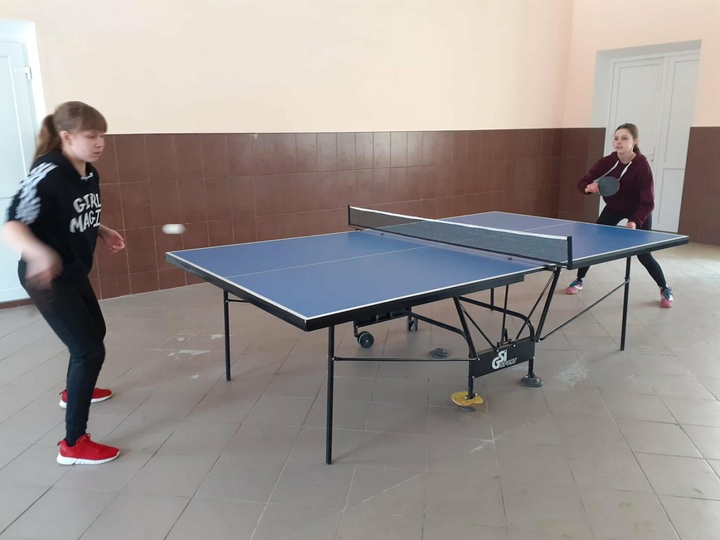 На Кам'янеччині відбувся турнір з настільного тенісу , фото-11, Фото: Староушицька ОТГ