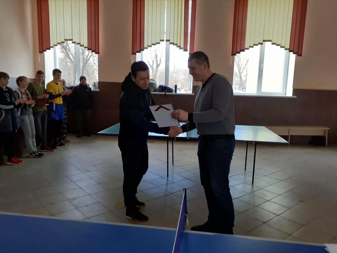 На Кам'янеччині відбувся турнір з настільного тенісу , фото-8, Фото: Староушицька ОТГ
