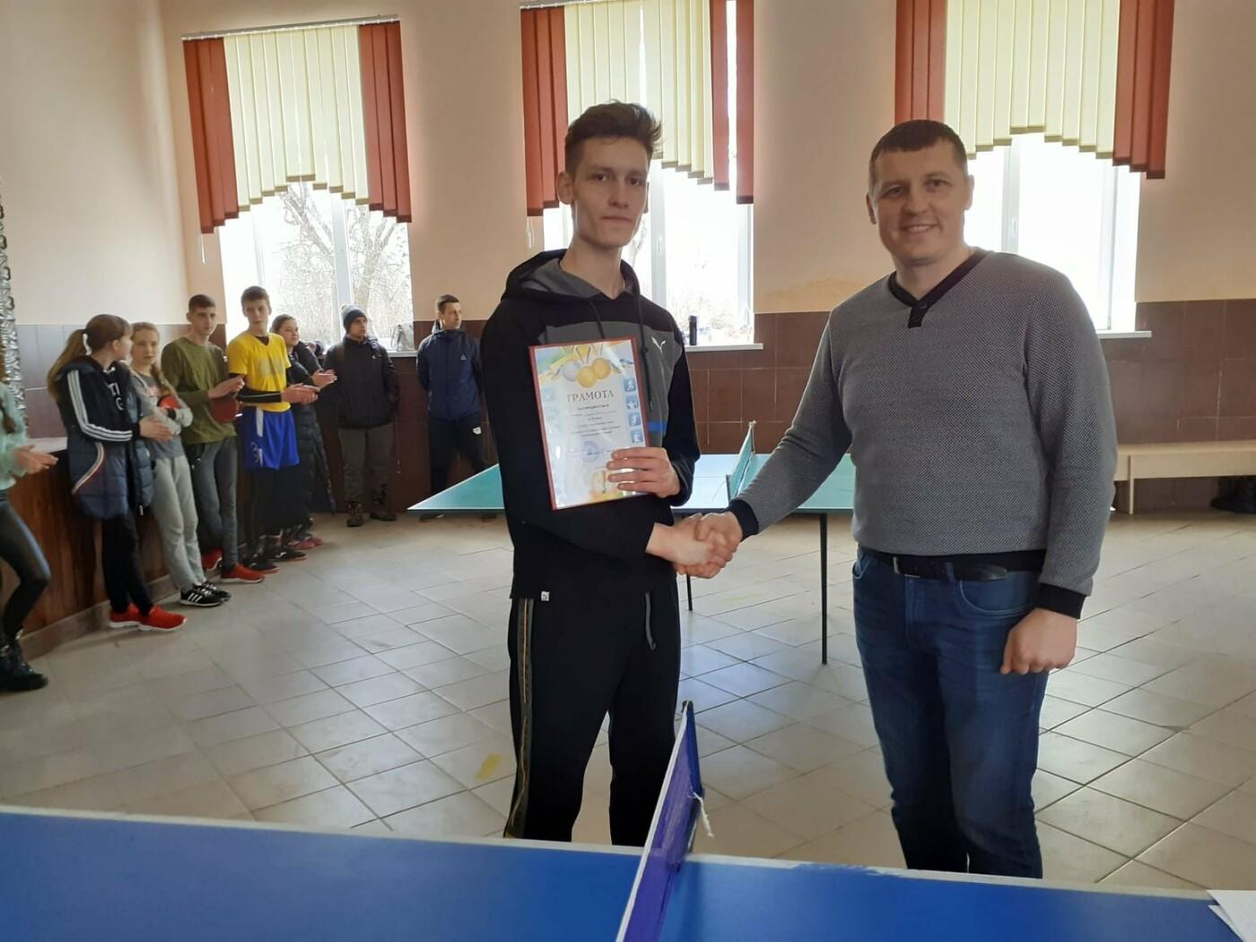 На Кам'янеччині відбувся турнір з настільного тенісу , фото-9, Фото: Староушицька ОТГ