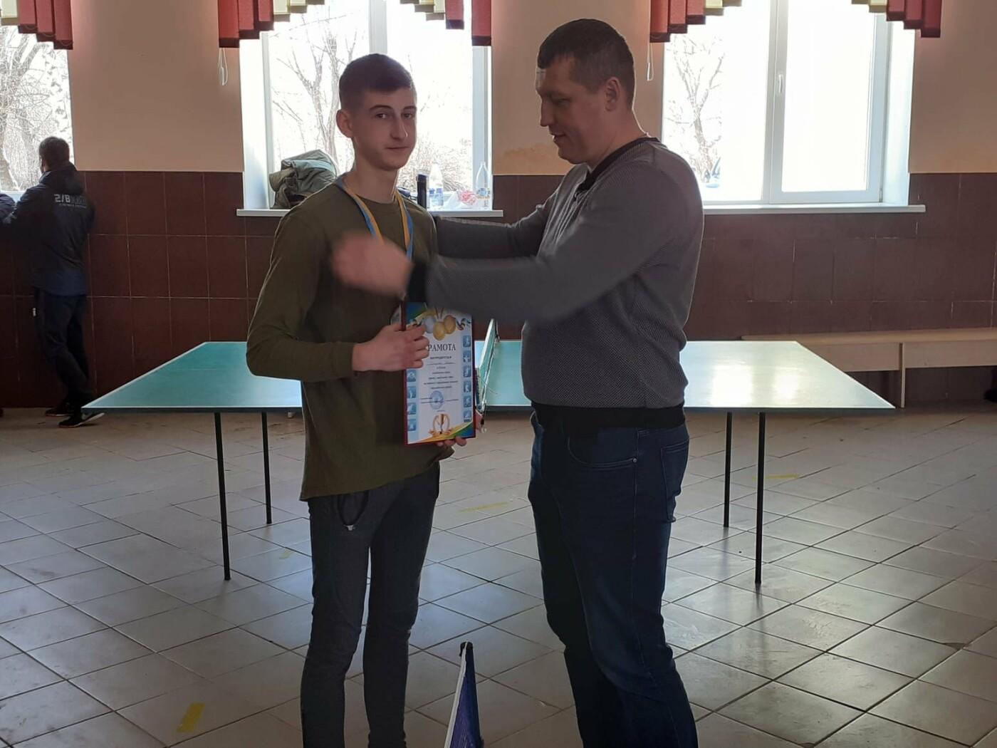 На Кам'янеччині відбувся турнір з настільного тенісу , фото-2, Фото: Староушицька ОТГ