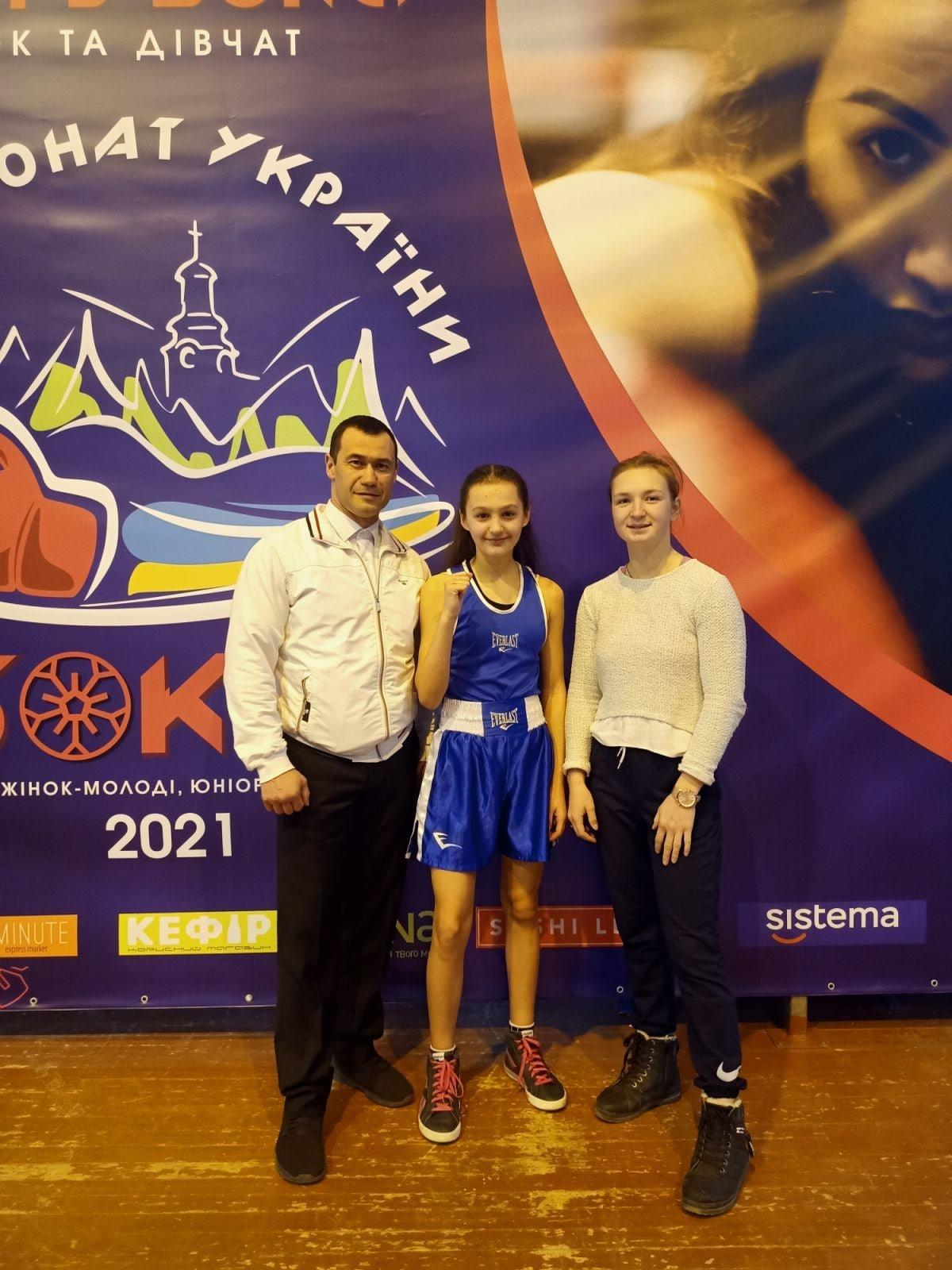 Чемпіонат України з боксу, Фото: ДЮСШ №2