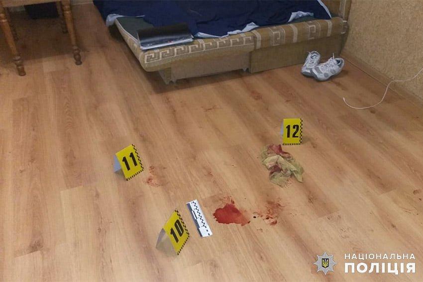 У Кам'янці затримали чоловіка, який підозрюється у побитті своєї співмешканки, фото-1