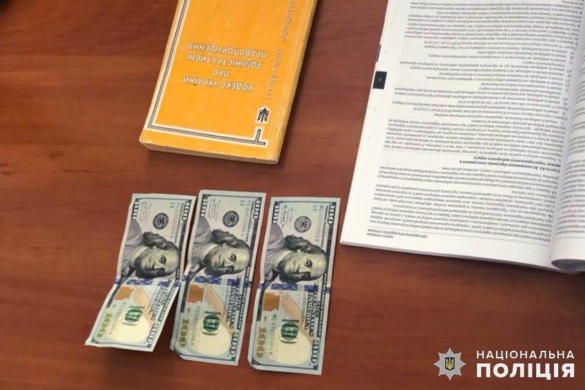 На Кам'янеччині водія було викрито на спробі підкупу працівника поліції  , фото-2