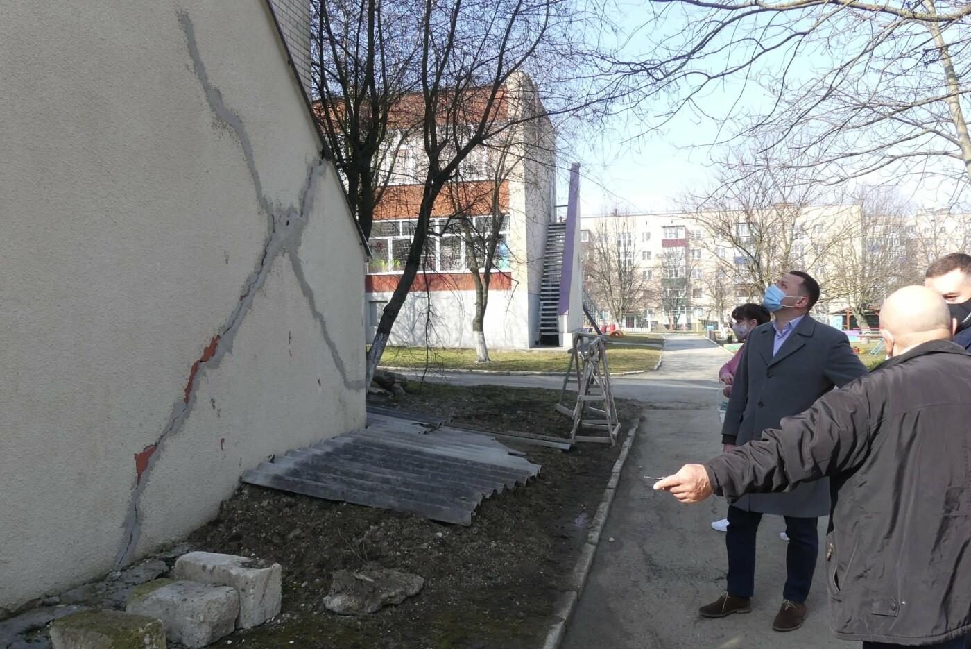 Міський голова Кам'янця-Подільського проінспектував навчальні заклади, фото-4, Фото: Кам'янець-Подільська міська рада