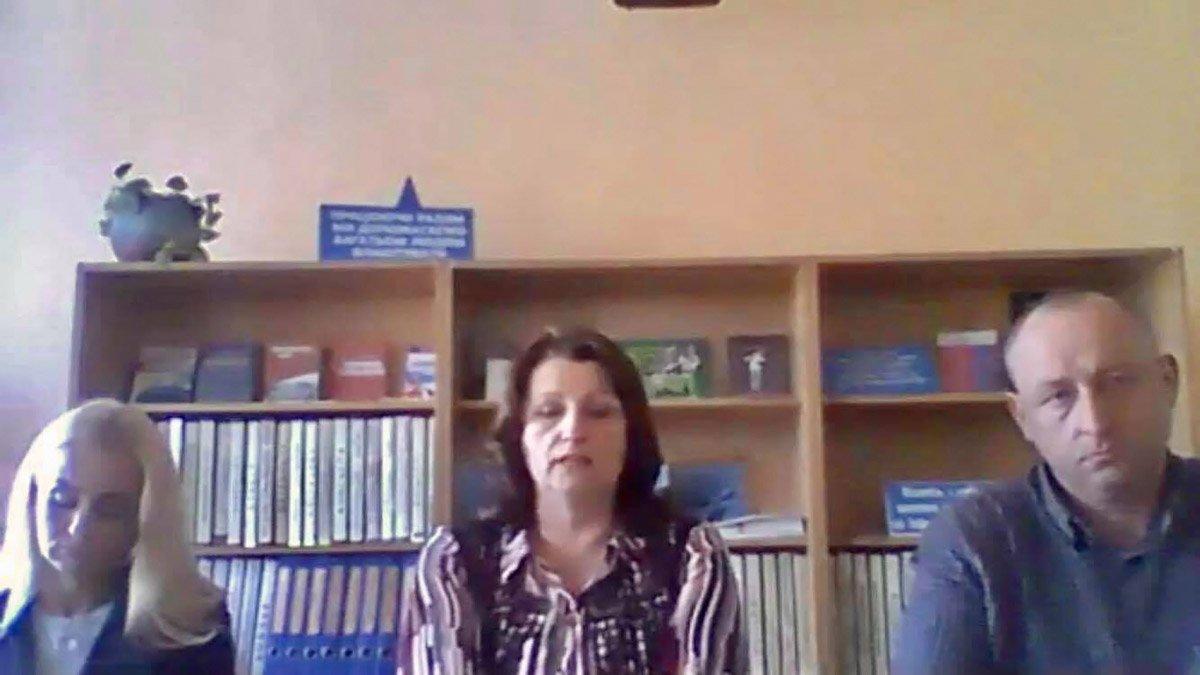 """Працевлаштування слухачів проєкту """"Норвегія - Україна"""" професійна адаптація. Інтеграція в державну систему"""", фото-2, Зображення: ПДУ"""