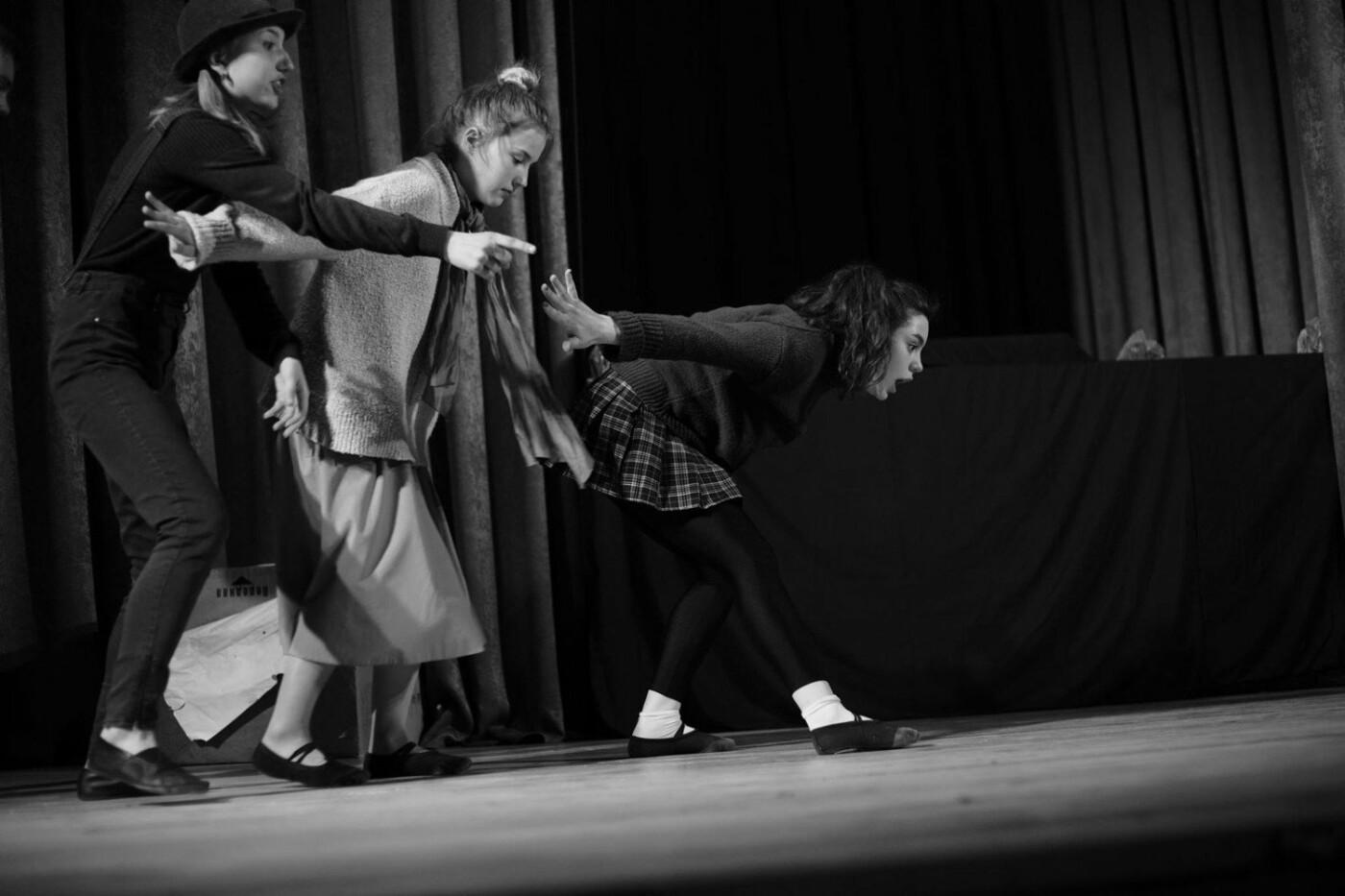 """Кам'янецька студія """"Тандем"""" здобула перемоги на театральних фестах, фото-2, Фото: ЦДЮТ"""