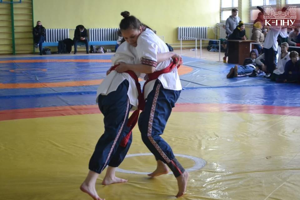 Кам'янецькі спортсмени завоювали чемпіонат з боротьби на поясах, фото-1, Фото: К-ПНУ ім. І. Огієнка