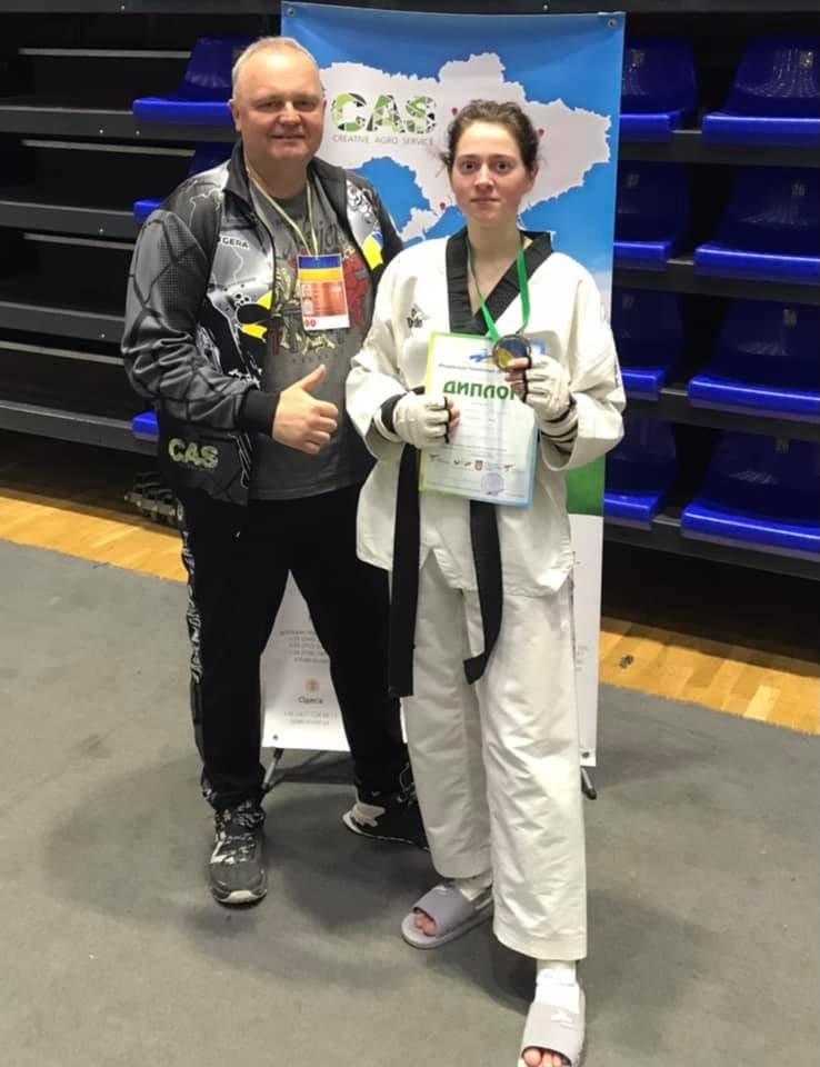 Кам'янецька молодь підкорила чемпіонат України з тхеквондо , фото-1