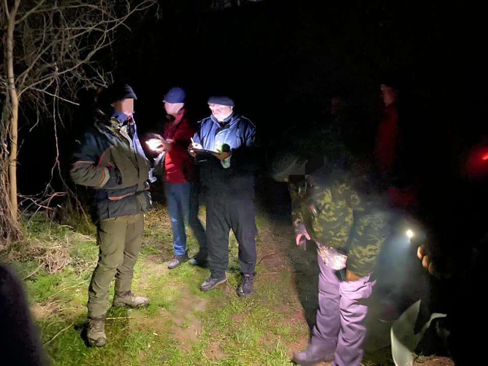 На Кам'янеччині поліцейські виявили 31-річного браконьєра, фото-1, Фото: Кам'янець-Подільське районне управління поліції