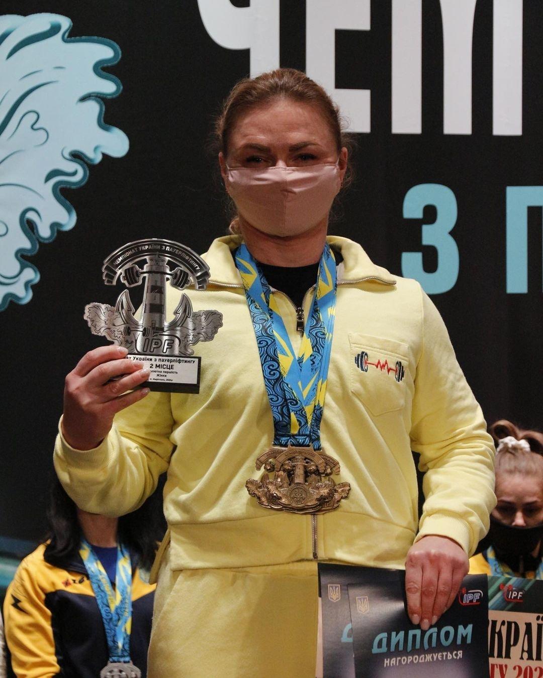 Кам'янчанки встановили рекорди на чемпіонаті з пауерліфтингу , фото-2