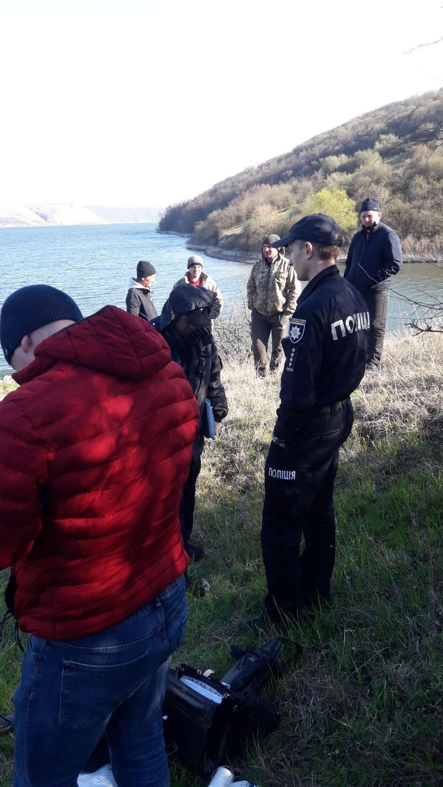 Жителя Кам'янеччини оштрафували за ловлю риби сіткою , фото-1, Фото: Державна екологічна інспекція у Хмельницькій області