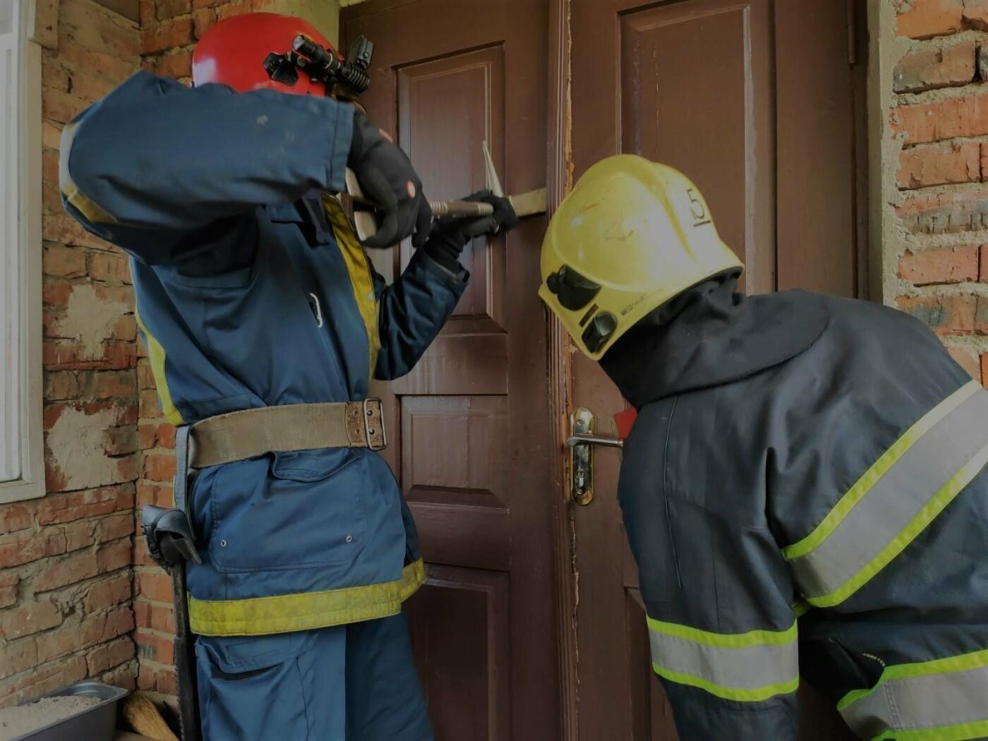 В Мукші Китайгородській у замкненій квартирі знаходилась 72-річня жінка , фото-1