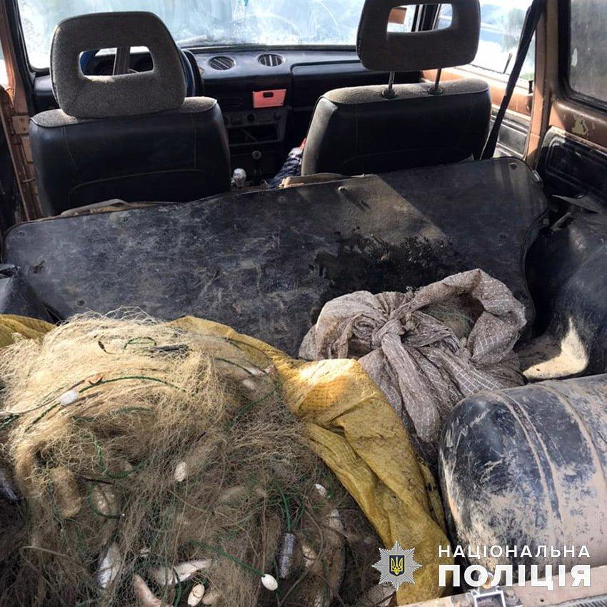 На Кам'янеччині браконьєри наловили риби на 36 тисяч гривень, фото-1