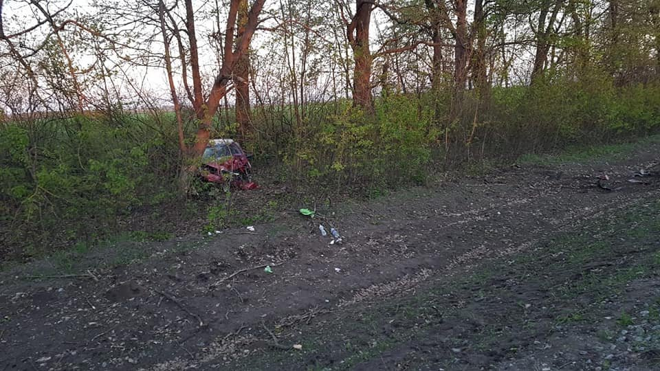 На Кам'янеччині трапилася ДТП: троє людей постраждали, фото-1, Фото: Кам'янець-Подільське районне управління поліції