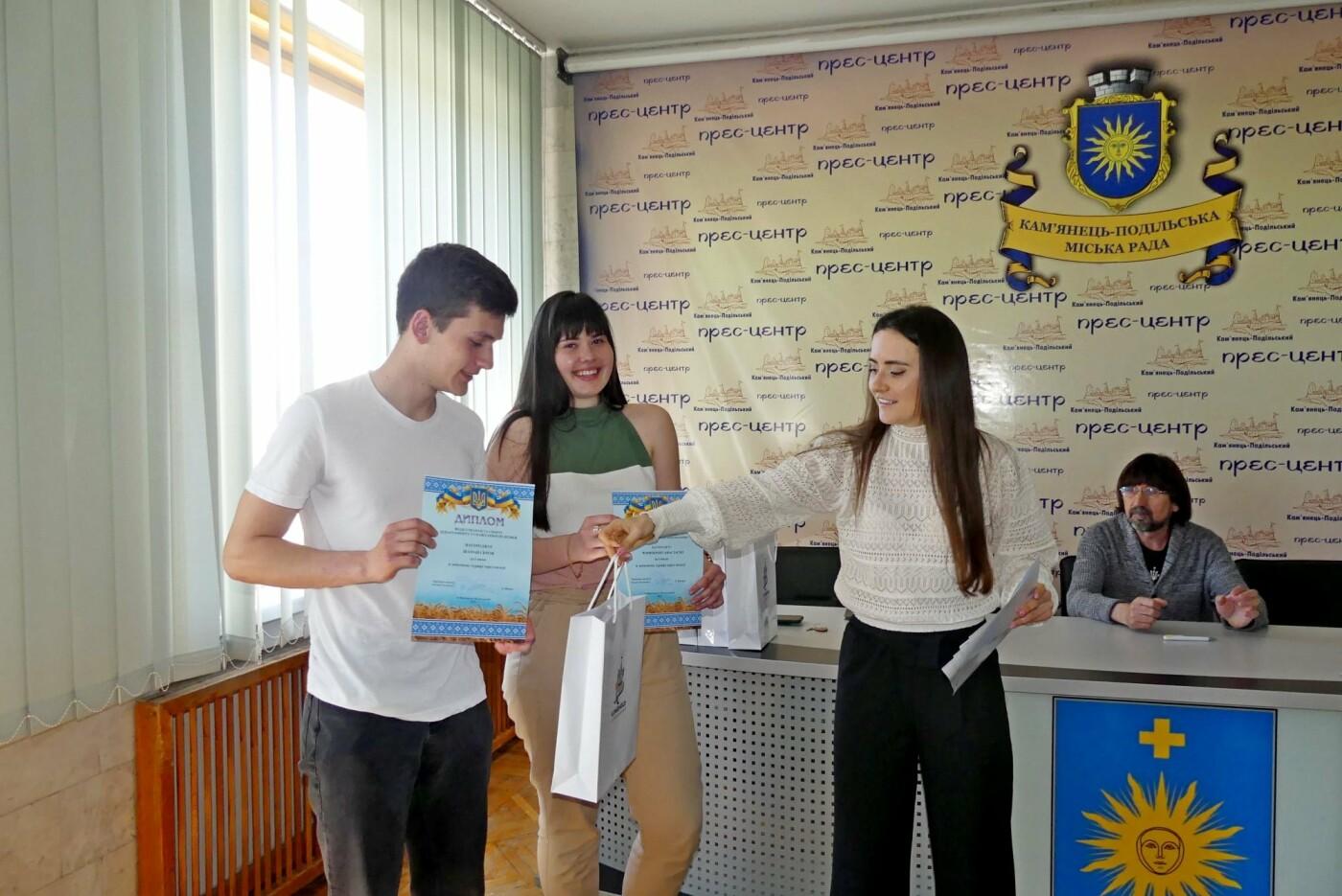 У Кам'янці визначено переможців регіонального дебатного турніру серед молоді, фото-3, Фото: Кам'янець-Подільська міська рада
