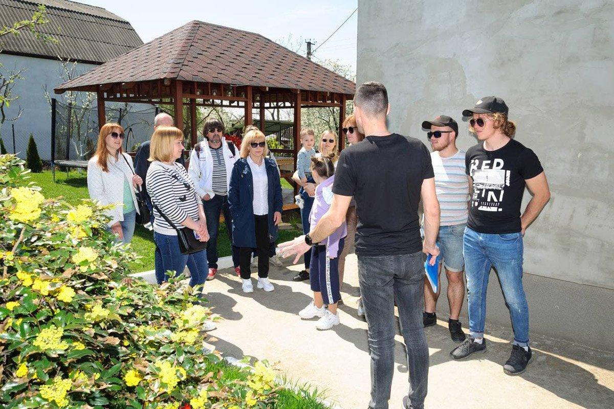 Равликова ферма у с. Голосків, Фото: ПДУ