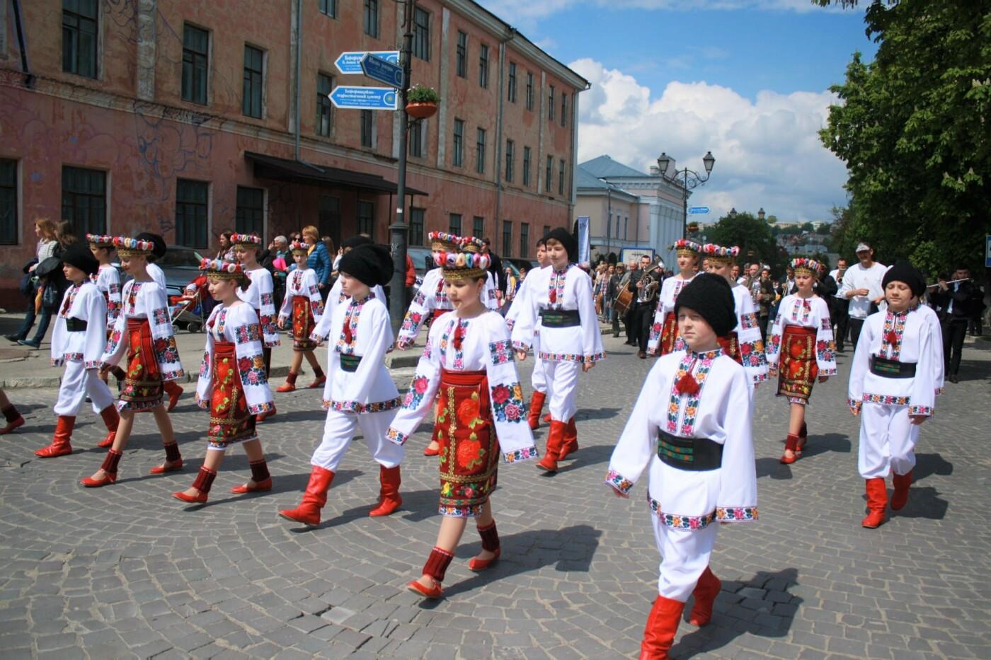 Кам'янець-Подільський святкує День міста, фото-3, Фото: Кам'янець-Подільська міська рада