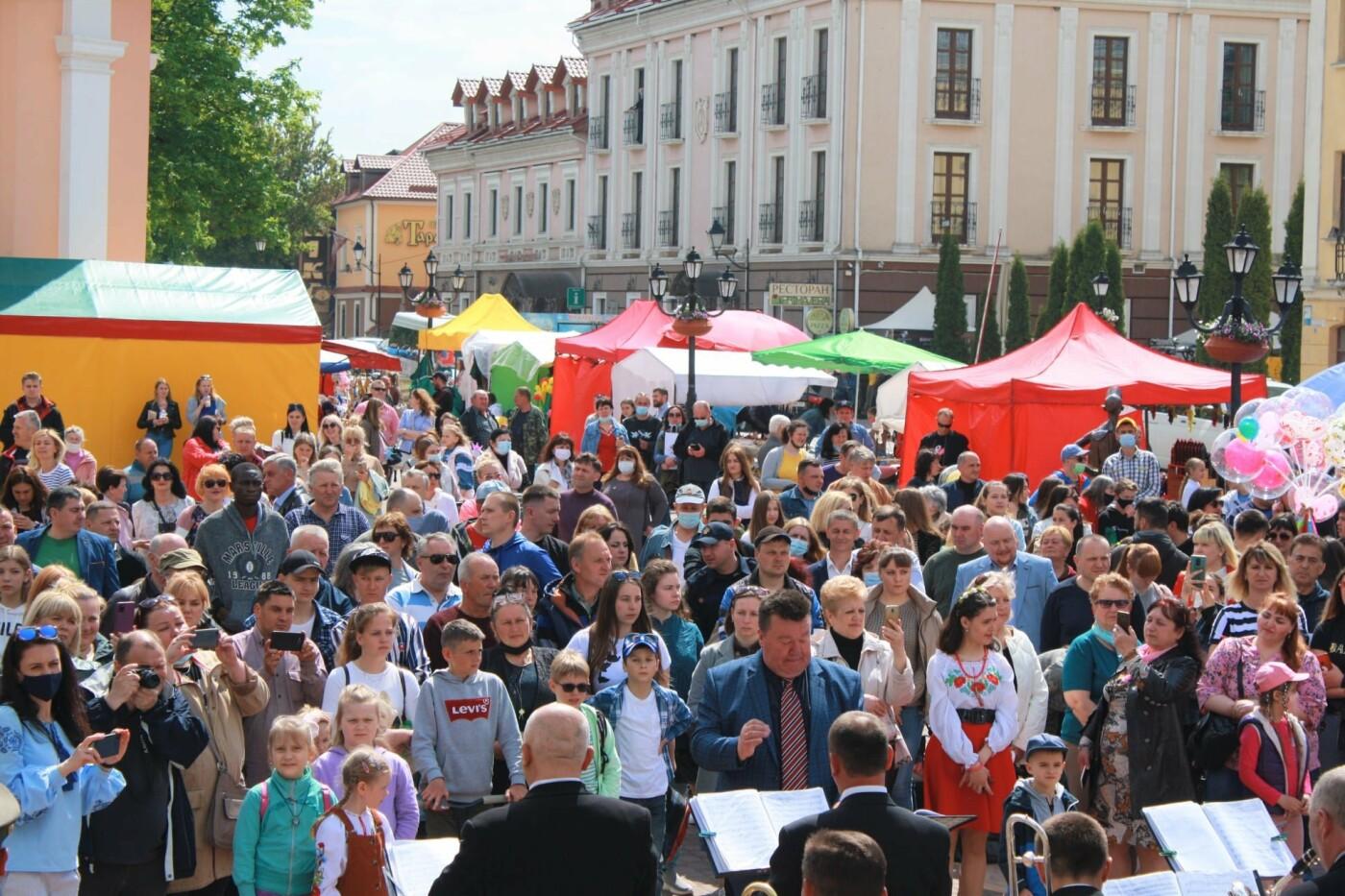 Кам'янець-Подільський святкує День міста, фото-1, Фото: Кам'янець-Подільська міська рада