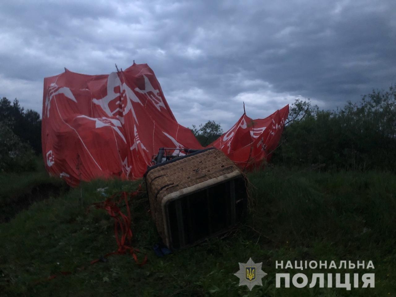 Деталі трагедії щодо падіння повітряної кулі, фото-2