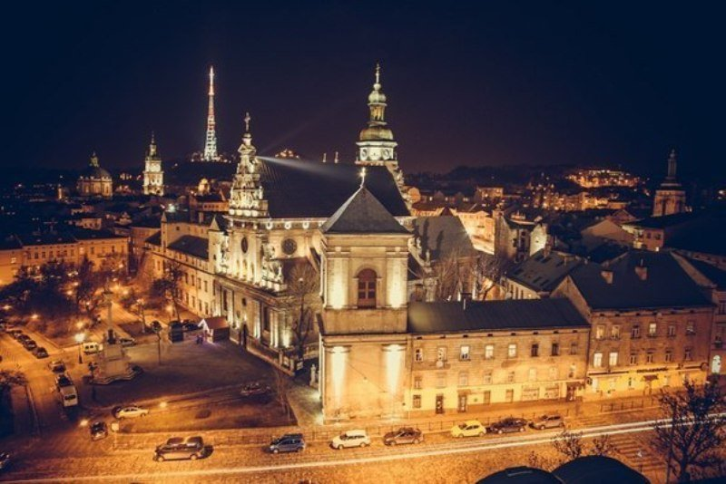 Кам'янець-Подільський потрапив в трійку найкрасивіших міст з вечірніми пейзажами, фото-6