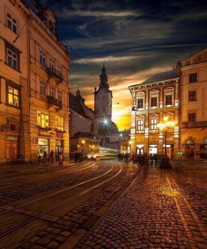Кам'янець-Подільський потрапив в трійку найкрасивіших міст з вечірніми пейзажами, фото-4