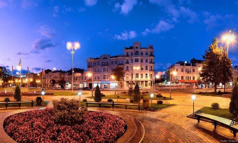 Кам'янець-Подільський потрапив в трійку найкрасивіших міст з вечірніми пейзажами, фото-1