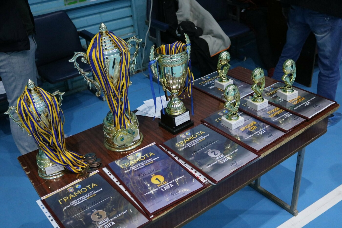 У Кам'янці вперше проходив чемпіонат з футболу серед любителів та професіоналів, фото-9
