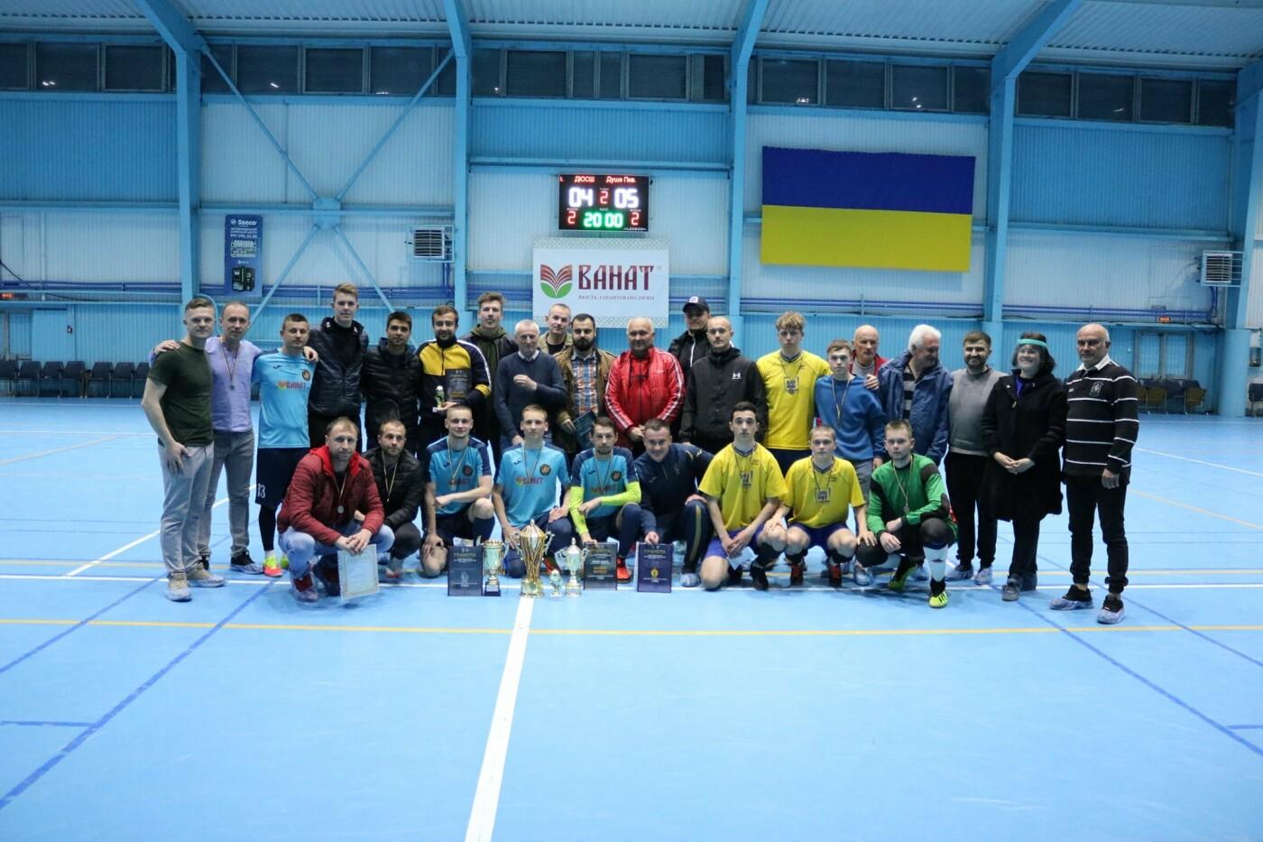 У Кам'янці вперше проходив чемпіонат з футболу серед любителів та професіоналів, фото-6