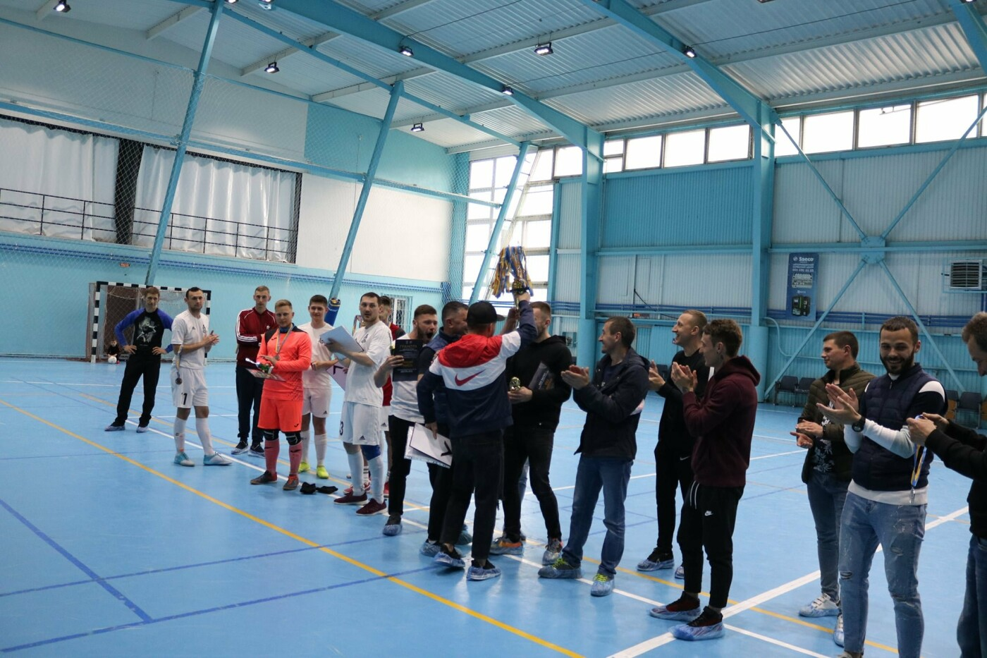 У Кам'янці вперше проходив чемпіонат з футболу серед любителів та професіоналів, фото-8